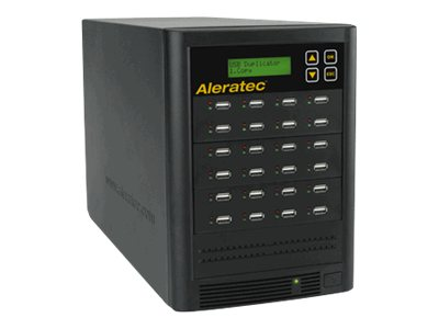 Aleratec 1:23 USB Stand-Alone USB Flash Drive & 2.5 USB Hard Drive Duplicator, 330121