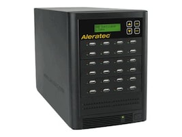 Aleratec 1:23 USB Stand-Alone USB Flash Drive & 2.5 USB Hard Drive Duplicator, 330121, 17353195, Storage Drive & Media Duplicators