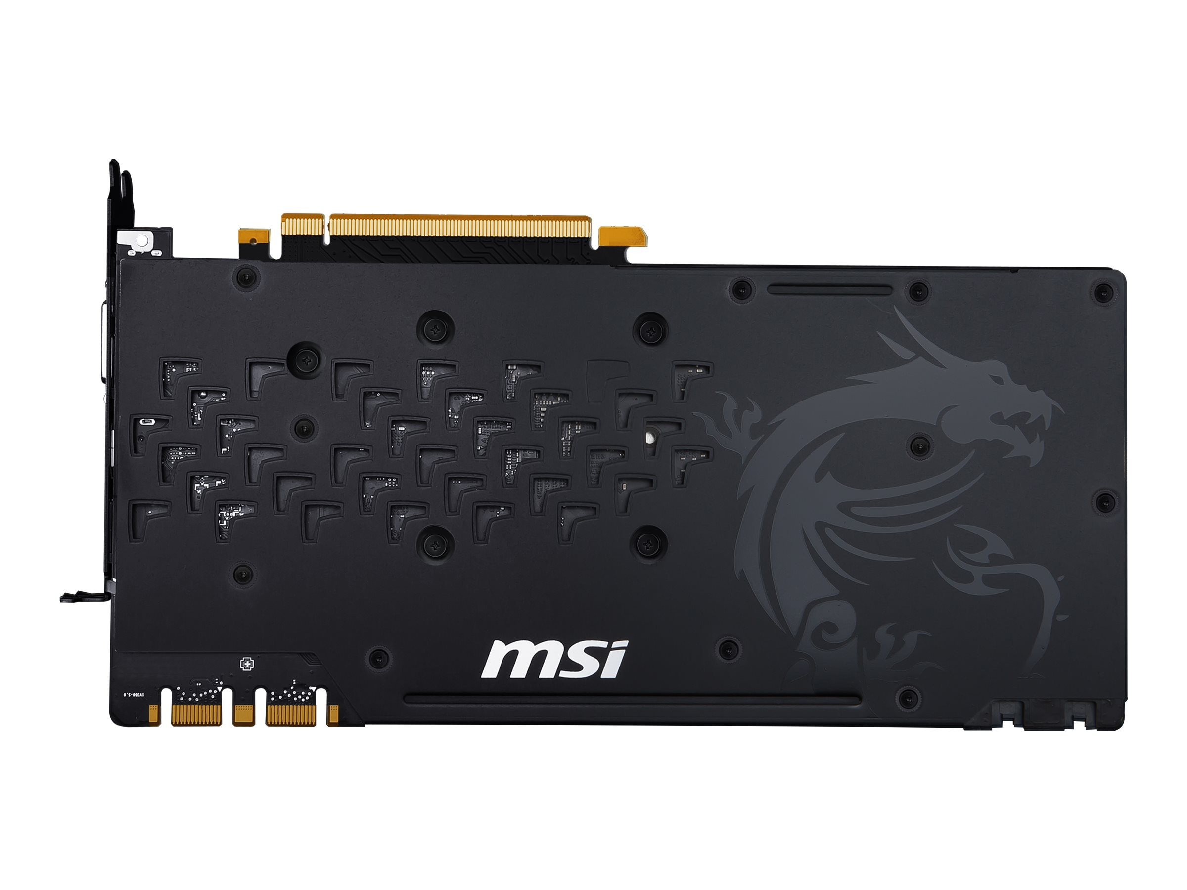 Microstar GTX 1080 GAMING X 8G Image 8