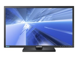 Samsung 23.6 SE650 Full HD LED-LCD Monitor, Black, S24E650PL, 23099752, Monitors - LED-LCD