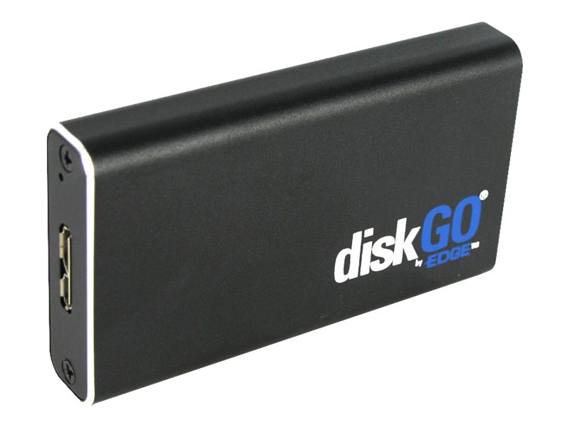 Edge 120GB DiskGo Pocket USB 3.0 Portable Solid State Drive, PE240349
