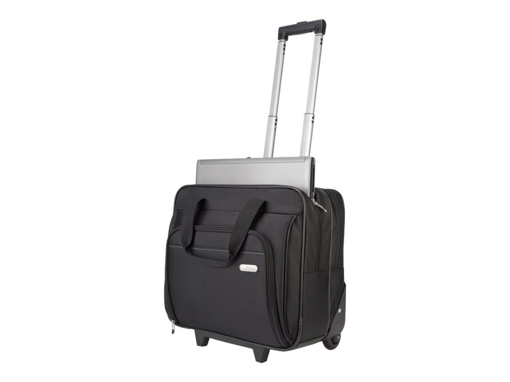 Targus 16 Rolling Laptop Case, Black