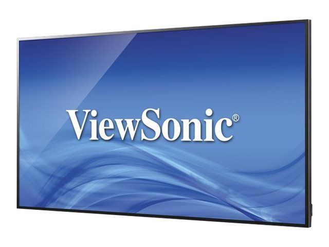 ViewSonic 48 CDE4803 Full HD LED-LCD Monitor, Black, CDE4803