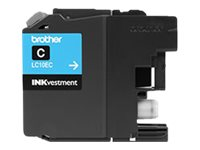 Brother Cyan LC20EC INKvestment Super High Yield Ink Cartridge for MFC-J5920DW