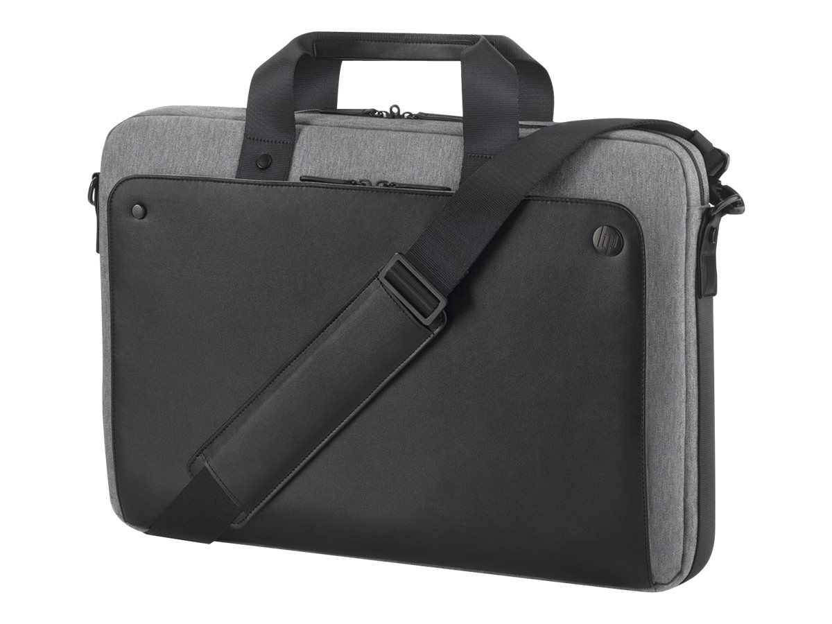 HP Executive Top Load 15.6, Black, P6N18AA, 31661928, Carrying Cases - Notebook