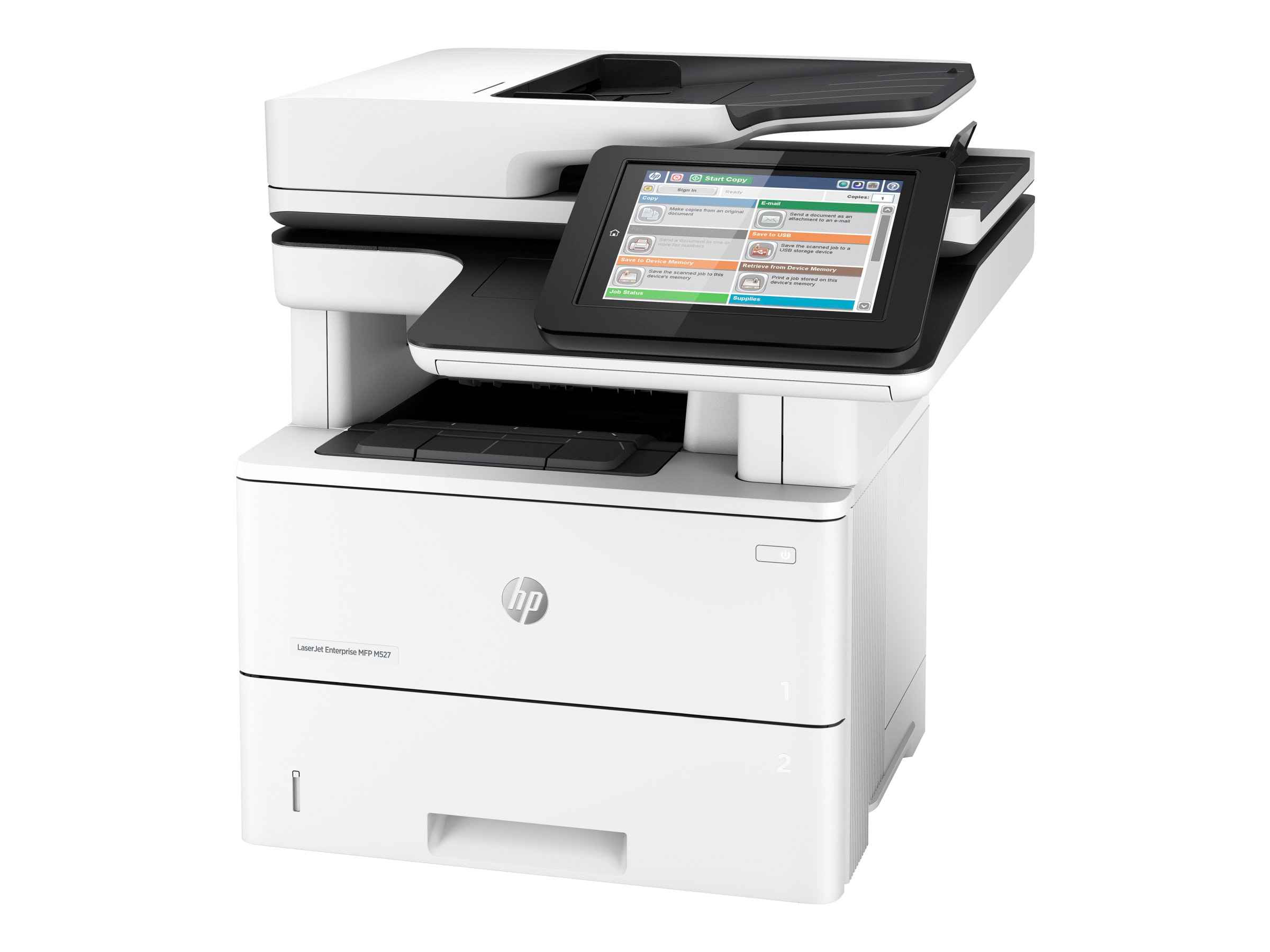 HP LaserJet Enterprise Flow MFP M527c (VPA)