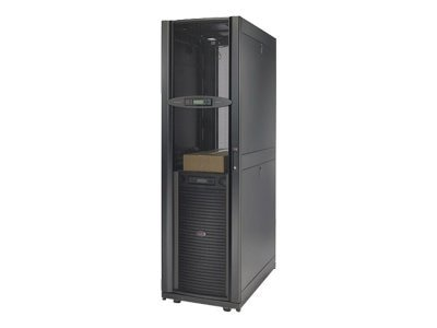 APC NetShelter SX InfraStruXure System Fully Integrated and Assembled with 8kVA Symmetra LX, ISXT28KPS1RSX, 6957153, Battery Backup/UPS