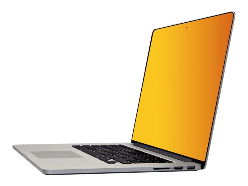 3M 15 WS Gold Privacy Filter for MacBook Pro, GPFMR15, 14747615, Glare Filters & Privacy Screens