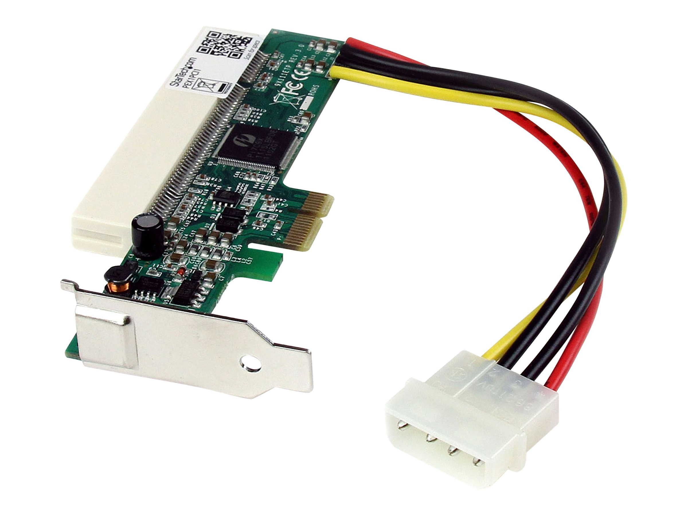StarTech.com PCI Express to PCI Adapter Card, PEX1PCI1, 9733331, Controller Cards & I/O Boards