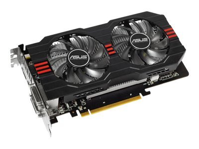 Asus Radeon HD 7770 PCIe 3.0 Twin-Fanned Graphics Card, 2GB GDDR5, HD7770-2GD5