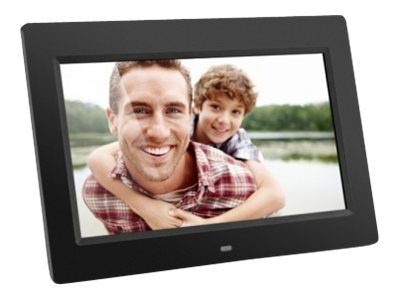 Aluratek 10.1 Digital PhotoFrame 512MB, ADMPF310F, 17056596, Digital Picture Frames