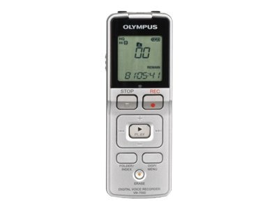 Olympus VN-7200 Digital Voice Recorder, V404130BU000, 12810713, Voice Recorders & Accessories