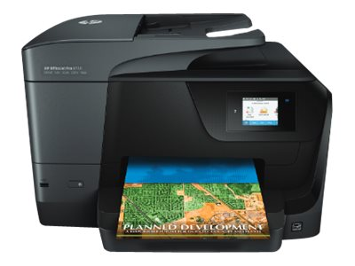 HP Officejet Pro 8710 All-In-One Printer ($199.95 - $70 Instant Rebate = $129.95 Expires 12 14)