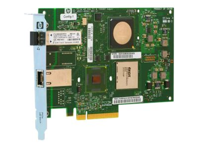 HPE 1-Port 1000Base-T 4GB FC PCIe Adapter (Reman), AD221AR, 31459156, Host Bus Adapters (HBAs)