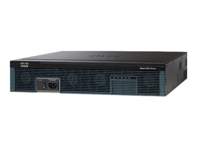 Cisco 2921 Secure WAAS Router Bundle, C2921-WAAS-SEC/K9, 12972755, Network Voice Routers