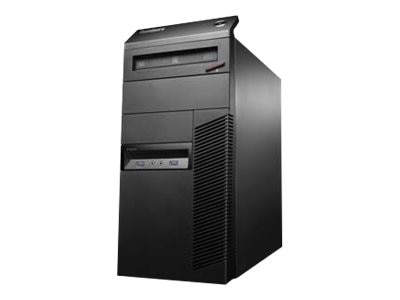 Scratch & Dent Lenovo ThinkCentre M93p MT Core i7-4770 3.4GHz 8GB 256GB SSD OPAL HD7450 DVD+RW GbE W7P64-W8.1P, 10A7003CUS, 31003052, Desktops
