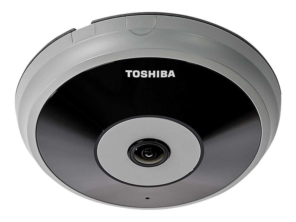 Toshiba 5MP Indoor Panoramic Dome IP Camera, IK-WF51A, 31156454, Cameras - Security