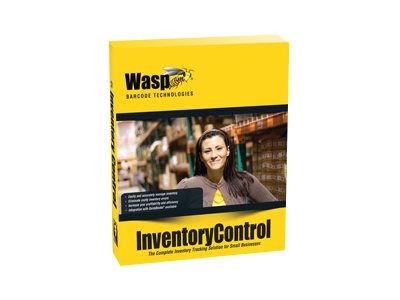 Wasp Inventory Control RF Enterprise Software