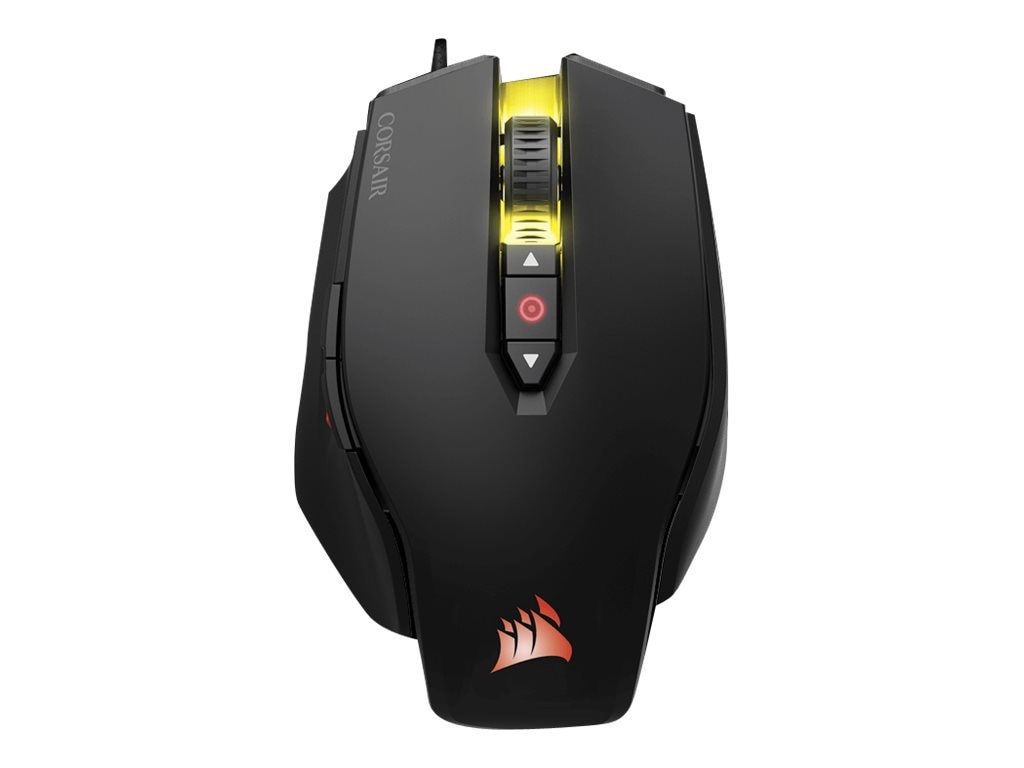 Corsair Gaming M65 Pro RGB FPS Gaming Mouse Backlit RGB LED 12000dpi Optical, CH-9300011-NA, 31791829, Mice & Cursor Control Devices