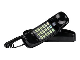 AT&T Trimline TL-210 Corded Telephone, Black, TL-210 BK, 10014705, Telephones - Consumer