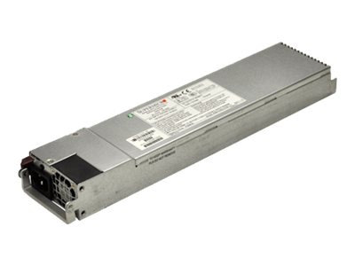 Supermicro 740W 1U Platinum Redundant Single Output, PWS-741P-1R