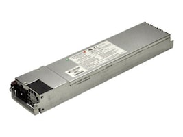 Supermicro 740W 1U Platinum Redundant Single Output, PWS-741P-1R, 15222239, Power Supply Units (internal)