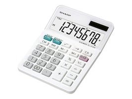 Sharp Mini Desktop Calculator, EL-310WB, 33591353, Calculators