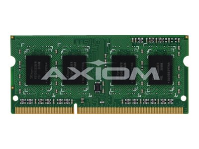 Axiom 4GB PC3-12800 DDR3 SDRAM SODIMM for Qosmio X75-A7295, PA5104U-1M4G-AX