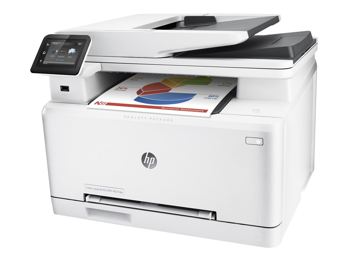 HP Color LaserJet Pro MFP M277dw ($429 - $50 Instant Rebate = $379 Expires 3 31 16), B3Q11A#BGJ, 18953918, MultiFunction - Laser (color)