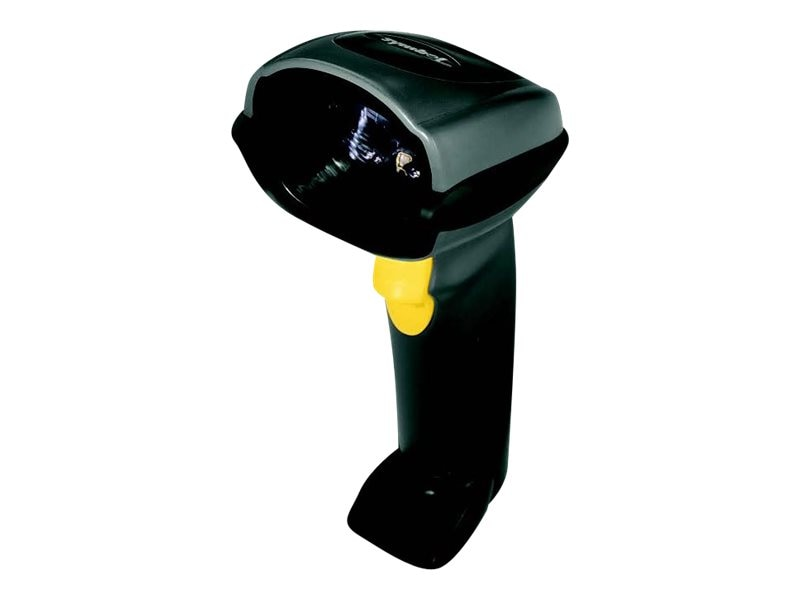 Open Box Zebra Symbol DS6708 Handheld Scanner Only, Multi-Interface, Black