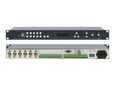 Kramer 5x5 Composite Audio Matrix Switcher., VS-5X5