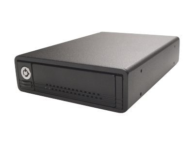 CRU DataPort 25 Dock Rugged SATA eSATA Enclosure w  Carrier, 8570-5102-9500, 14382935, Hard Drive Enclosures - Single