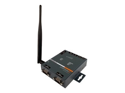 Lantronix Networking Modules Serial Cellular ENET Device Server 2-port, PXC2102G2-01, 14473482, Remote Access Hardware
