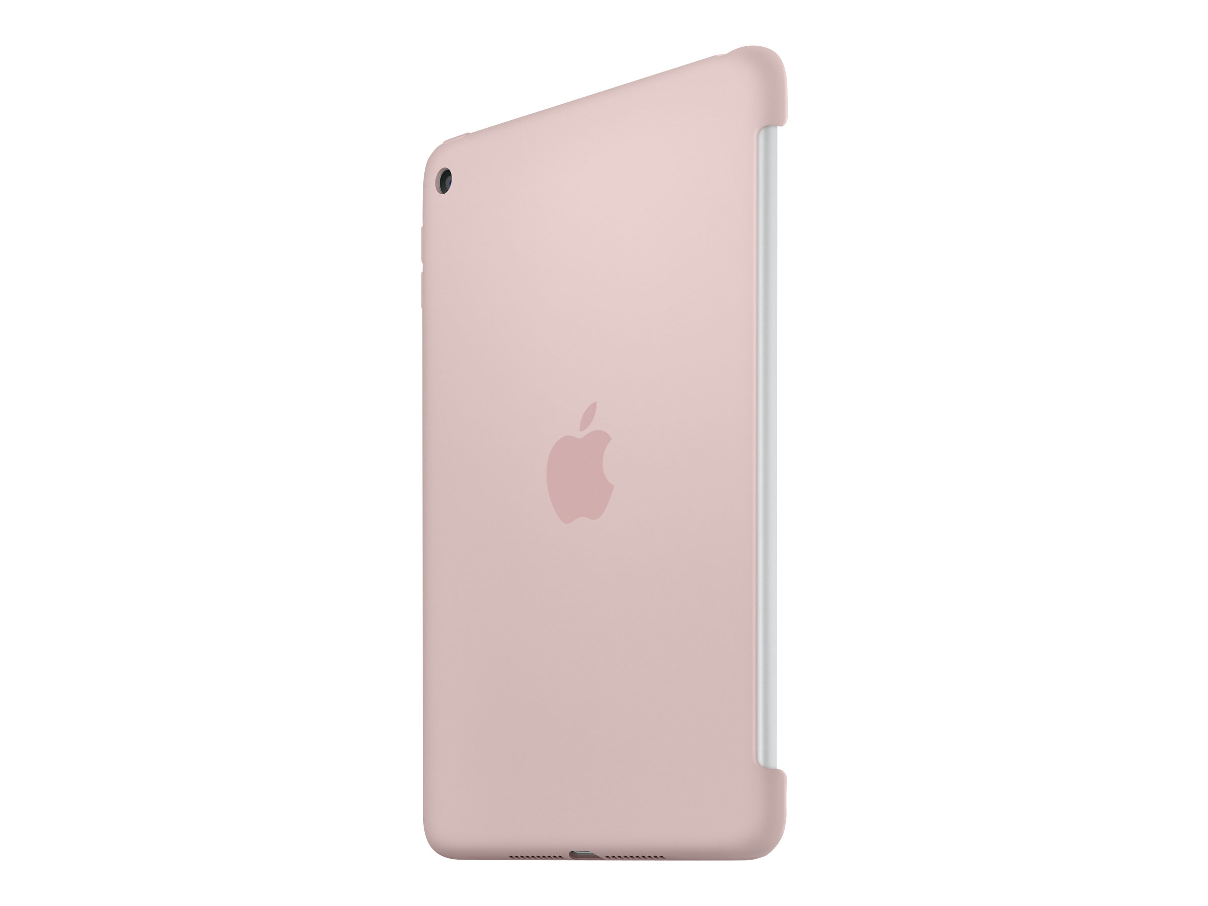 Apple Silicone Case for iPad mini 4, Pink Sand, MNND2ZM/A