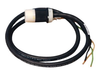 Tripp Lite Single-Phase Whip L5-20R 30ft with 3ft Outer Jacket Removed, SUWL520C-30, 11552353, Power Cords