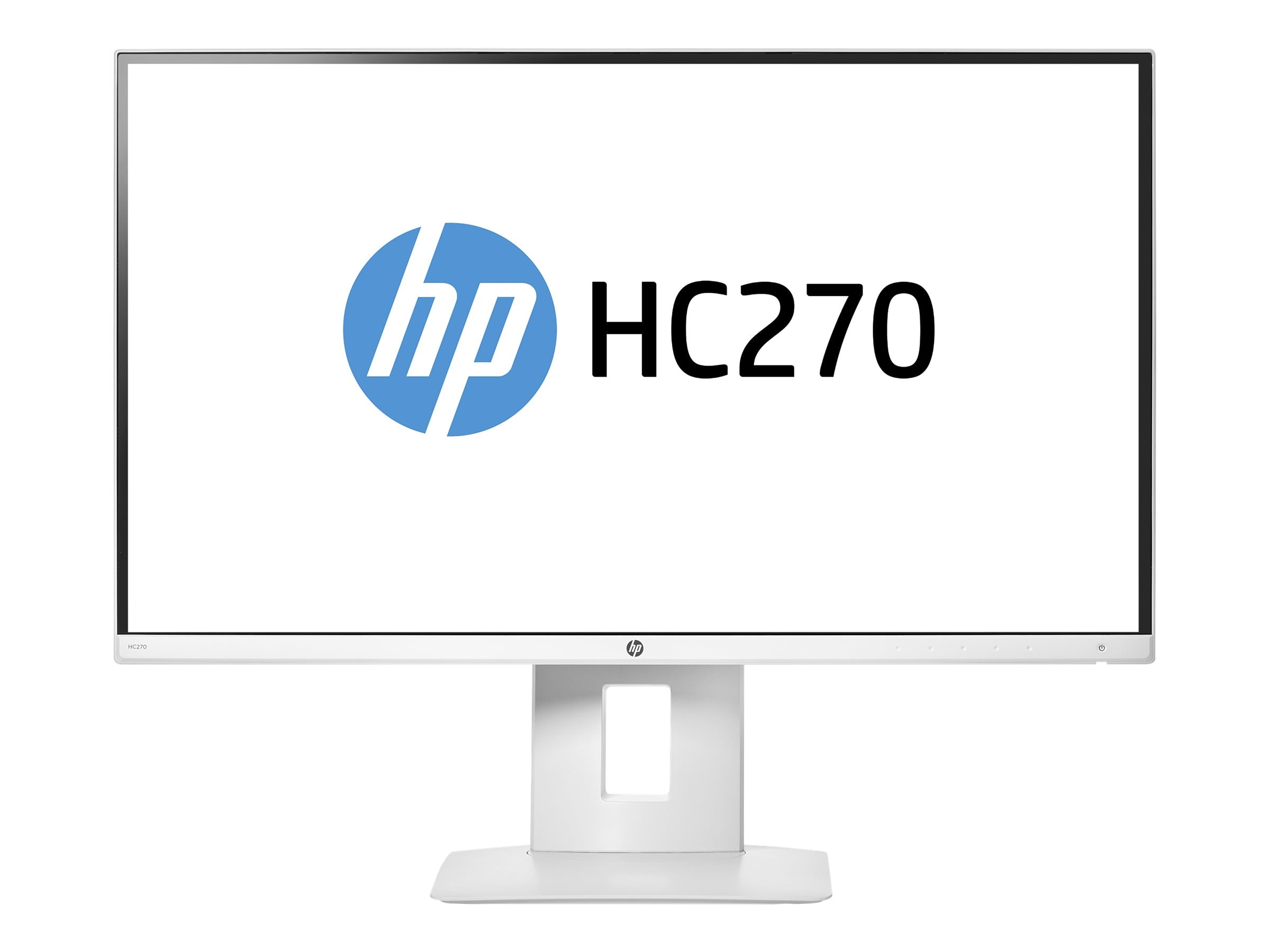 HP 27 HC270 QHD IPS Healthcare Display, White, Z0A73A8#ABA