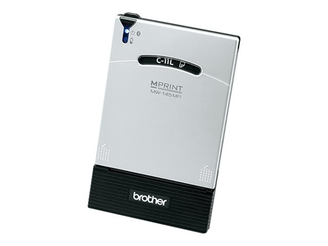 Brother MW-145BT USB Bluetooth MFI 300dpi Cut Sheet Mobile Printer, MW145MFI