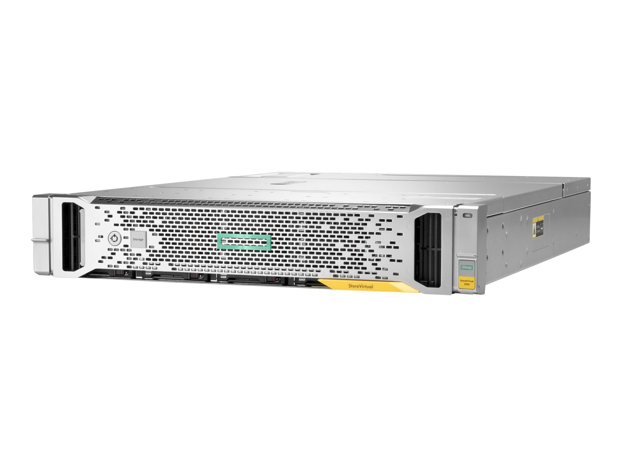 HPE StoreVirtual 3200 4-port 8Gb FC 900GB SFF Storage Bundle