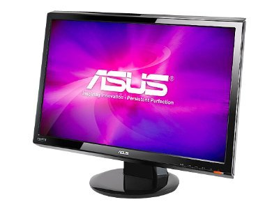 Asus 23 VH238H Widescreen LED-LCD Full HD Monitor, Black, VH238H