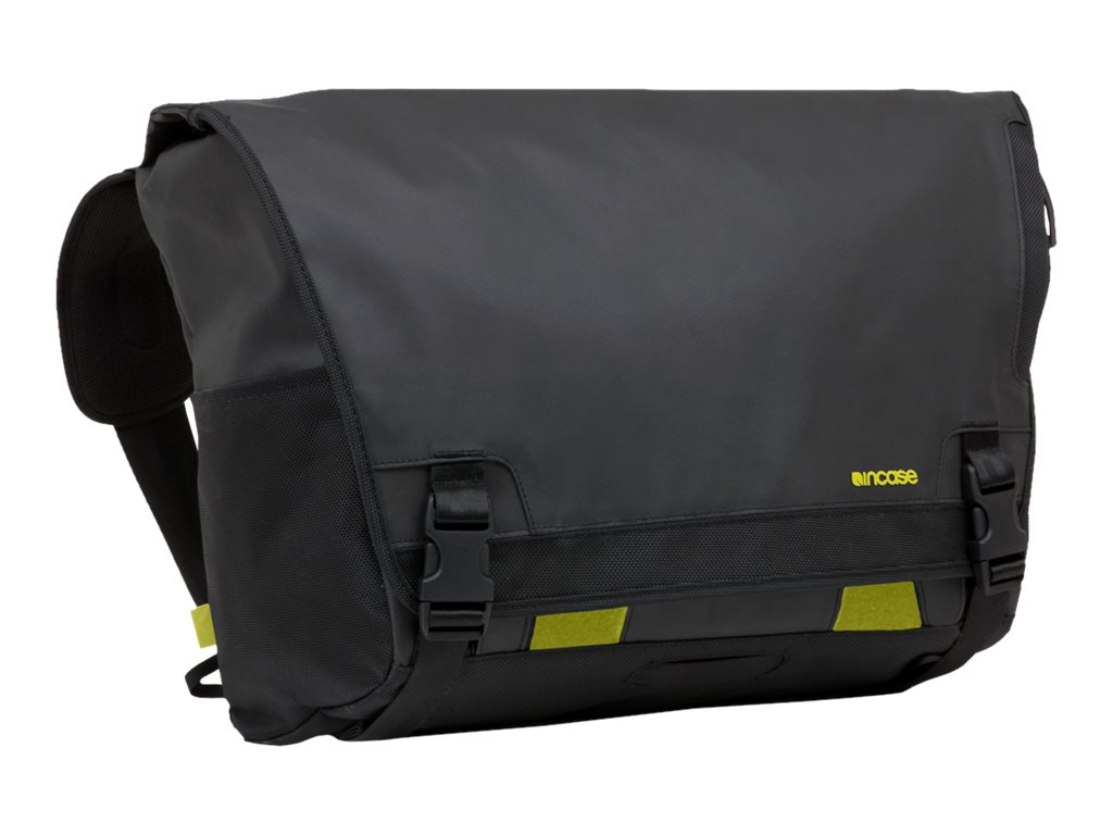 Incipio Incase Range Messenger Bag for 15 MacBook Pro, Black Lumen