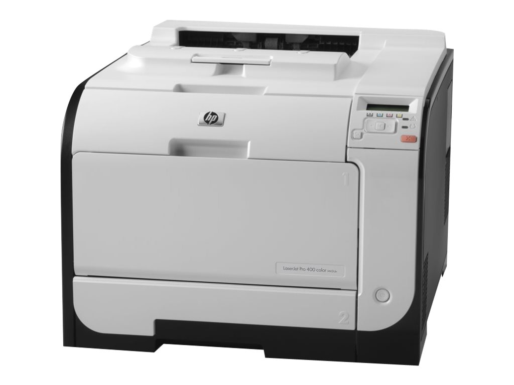 HP LaserJet Pro 400 color M451dn Printer, CE957A#BGJ, 13566652, Printers - Laser & LED (color)