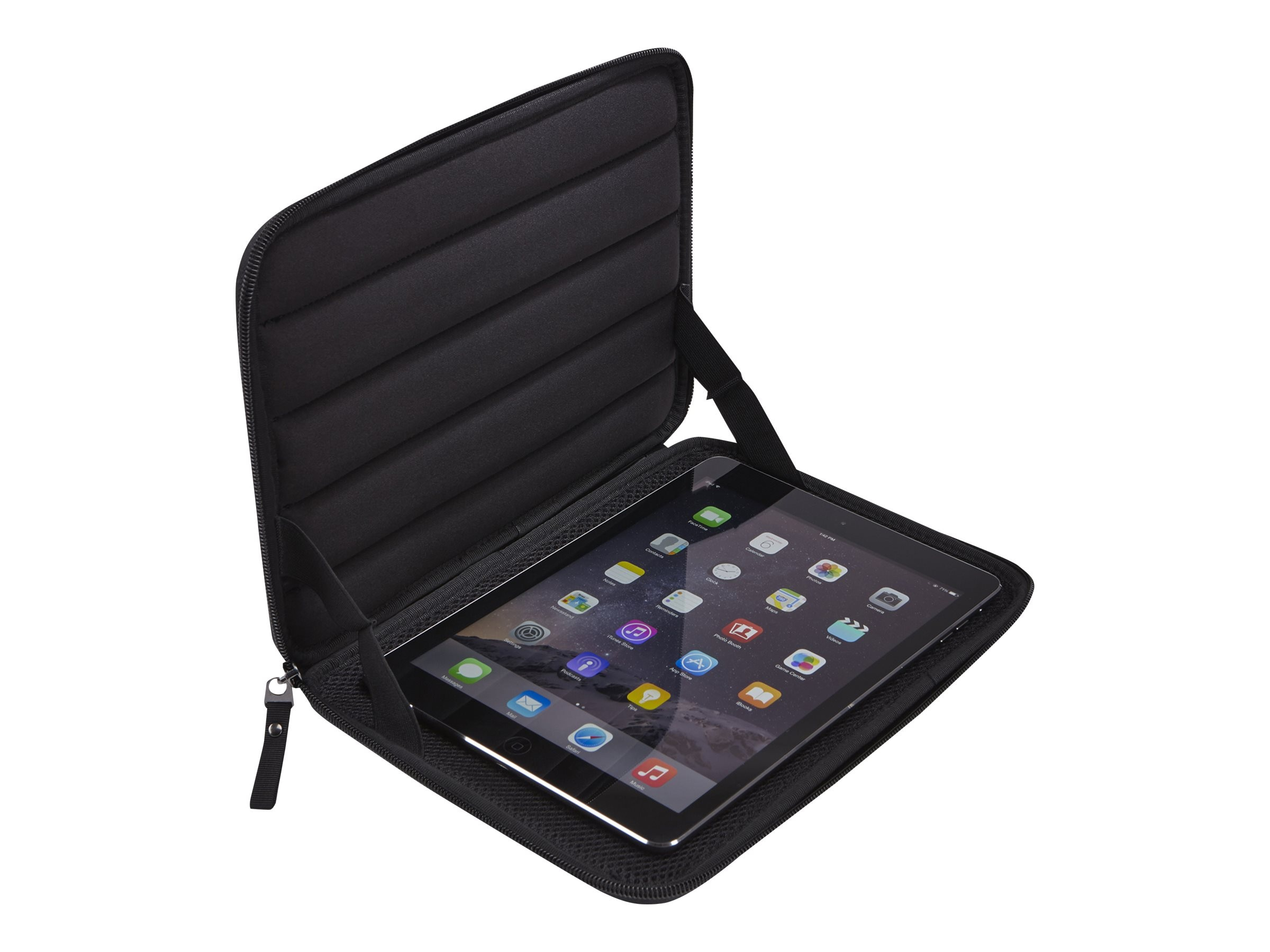 Case Logic Arca Carrying Case for 10 Tablet, Black, ARC110BLACK