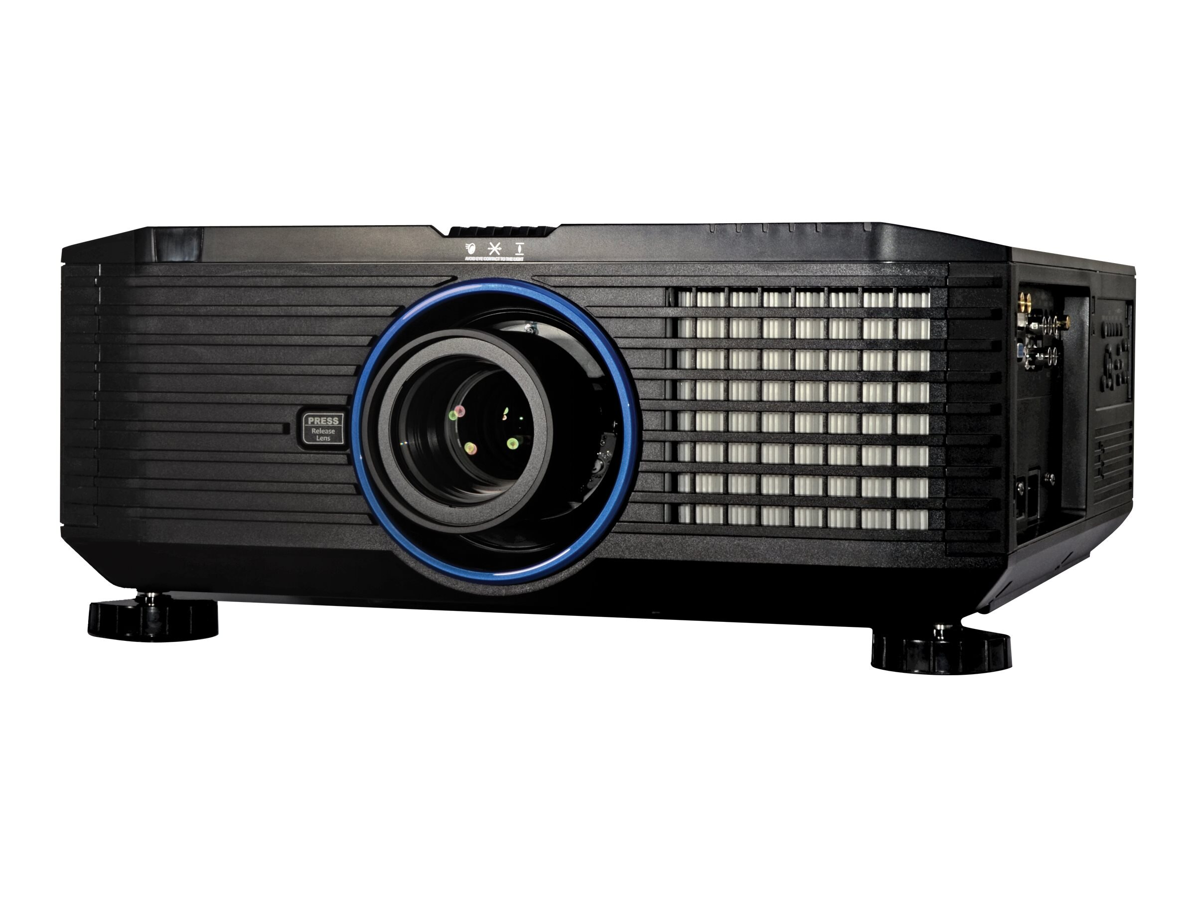 InFocus IN5554L WXGA DLP Projector, 7000 Lumens, Black, IN5554L