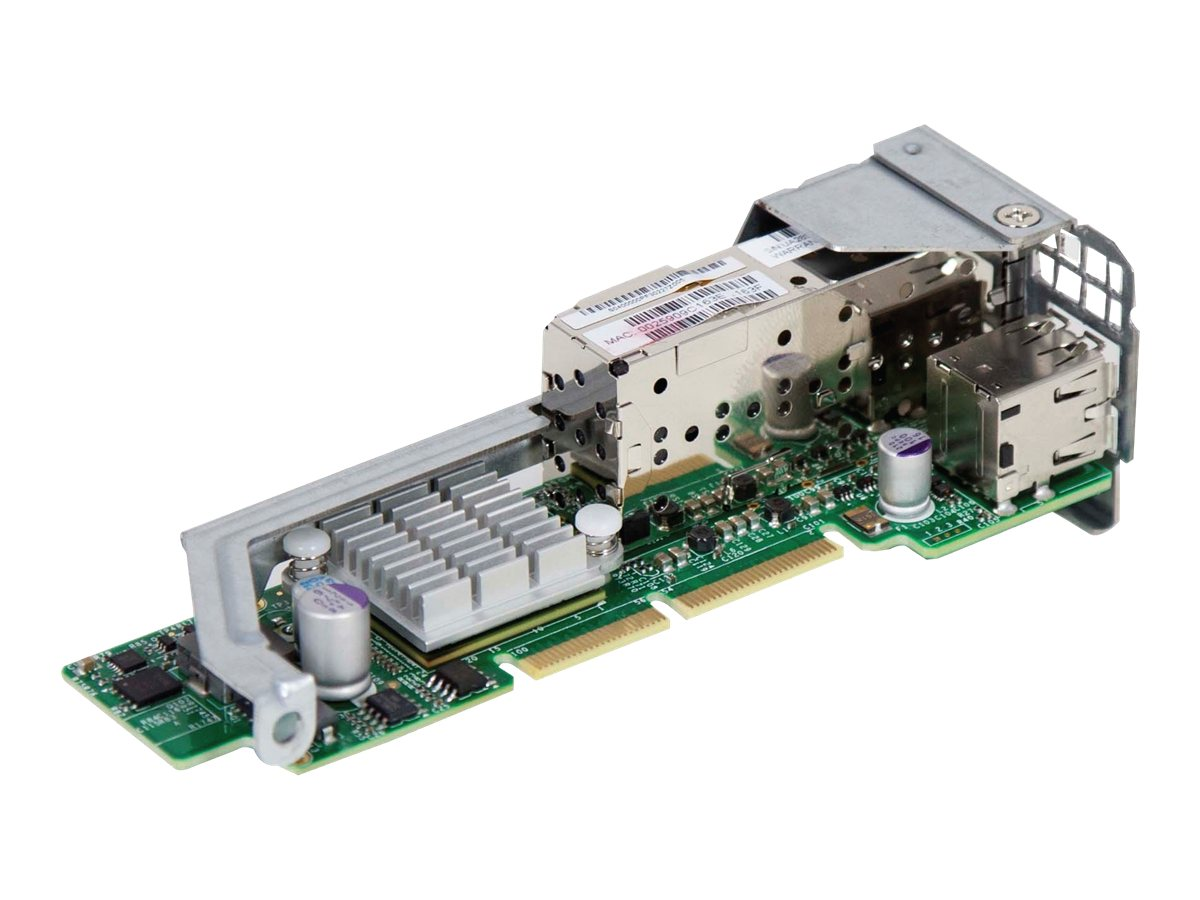 Supermicro 10 Gigabit PCI-E 2-Port SFP+ Adapter w Intel