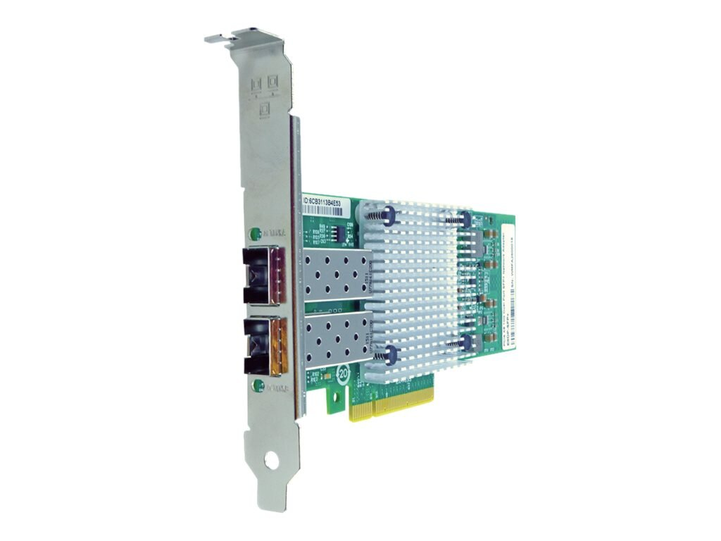 Axiom 10Gbps Dual-port SFP+ Adapter