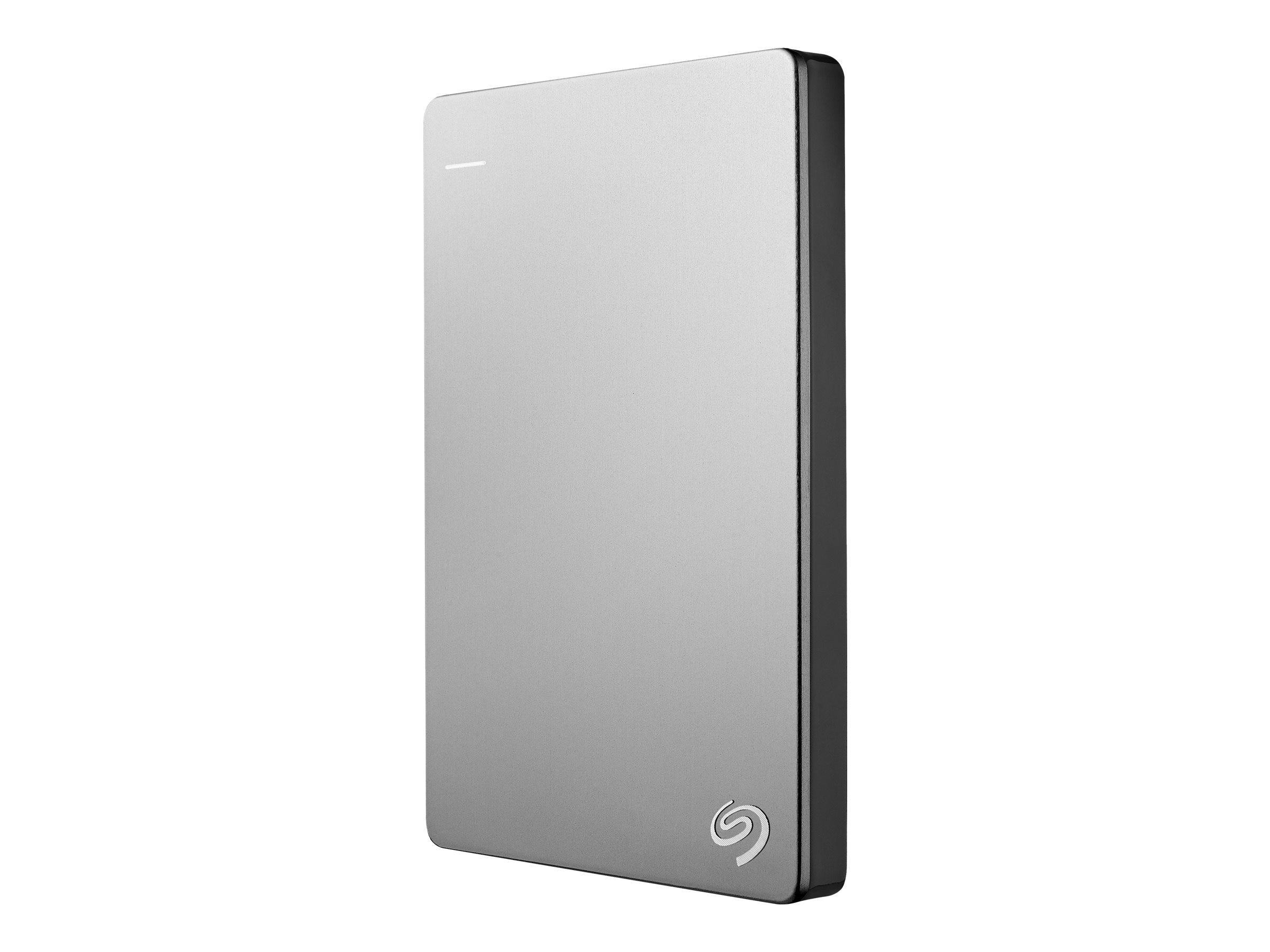 Seagate 500GB Backup Plus  Slim for Mac USB 3.0 Portable Hard Drive, STCF500102, 15468870, Hard Drives - External