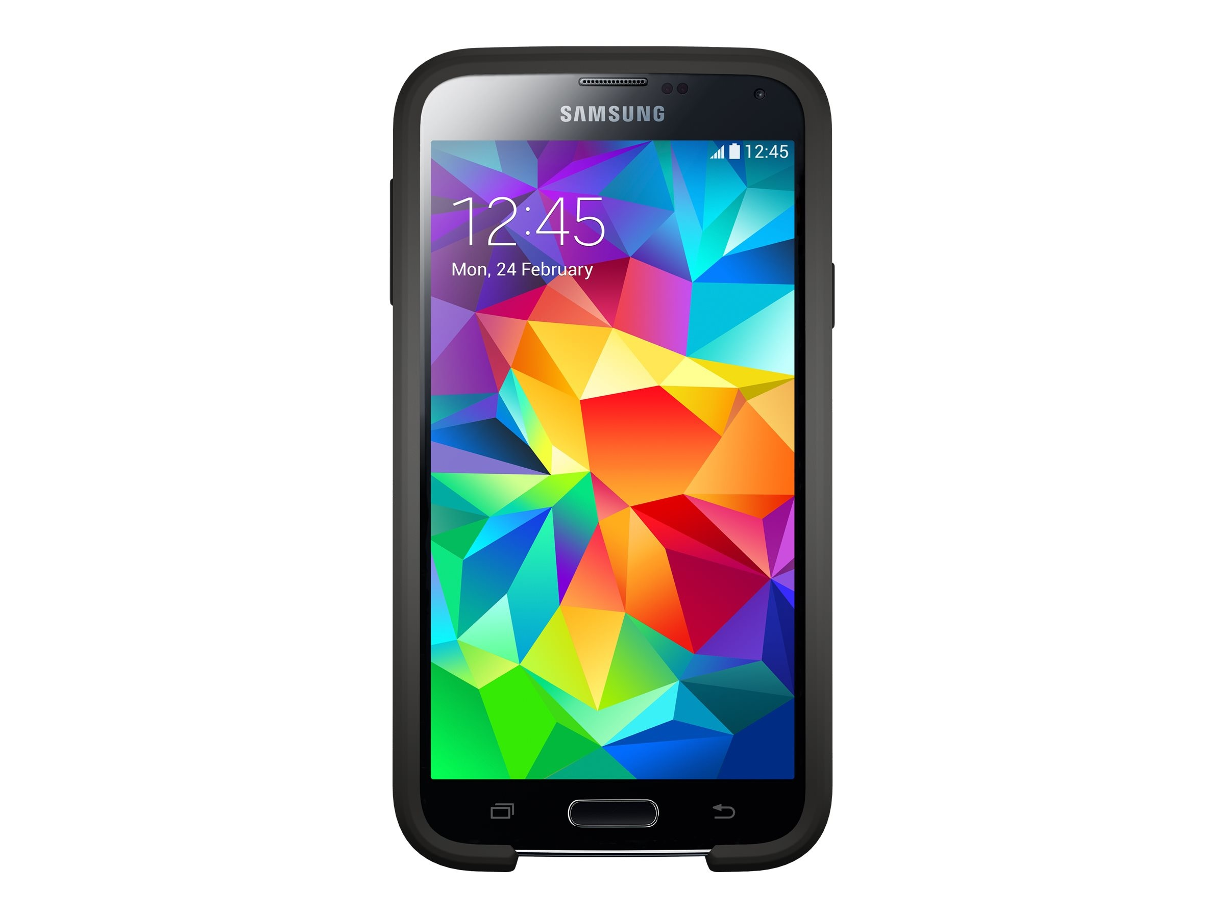 OtterBox Symetry Series for Samsung Galaxy S5 Mini, Black