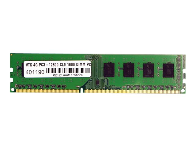 VisionTek 8GB PC3-12800 240-pin DDR3 SDRAM DIMM Kit, 900626