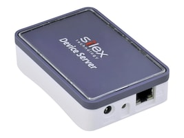 Silex 2-Port GbE USB 2.0 Device Server, SX-DS-4000U2, 14286302, Remote Access Servers