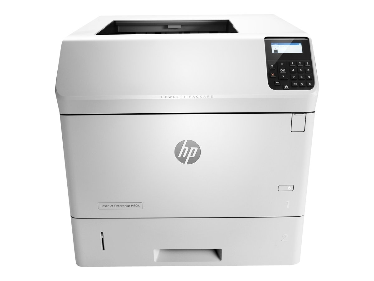HP LaserJet Enterprise M604dn Printer, E6B68A#BGJ, 18894209, Printers - Laser & LED (monochrome)